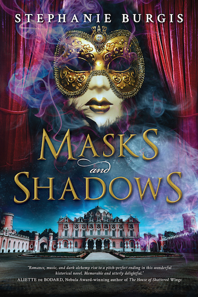 Masks and Shadows cover