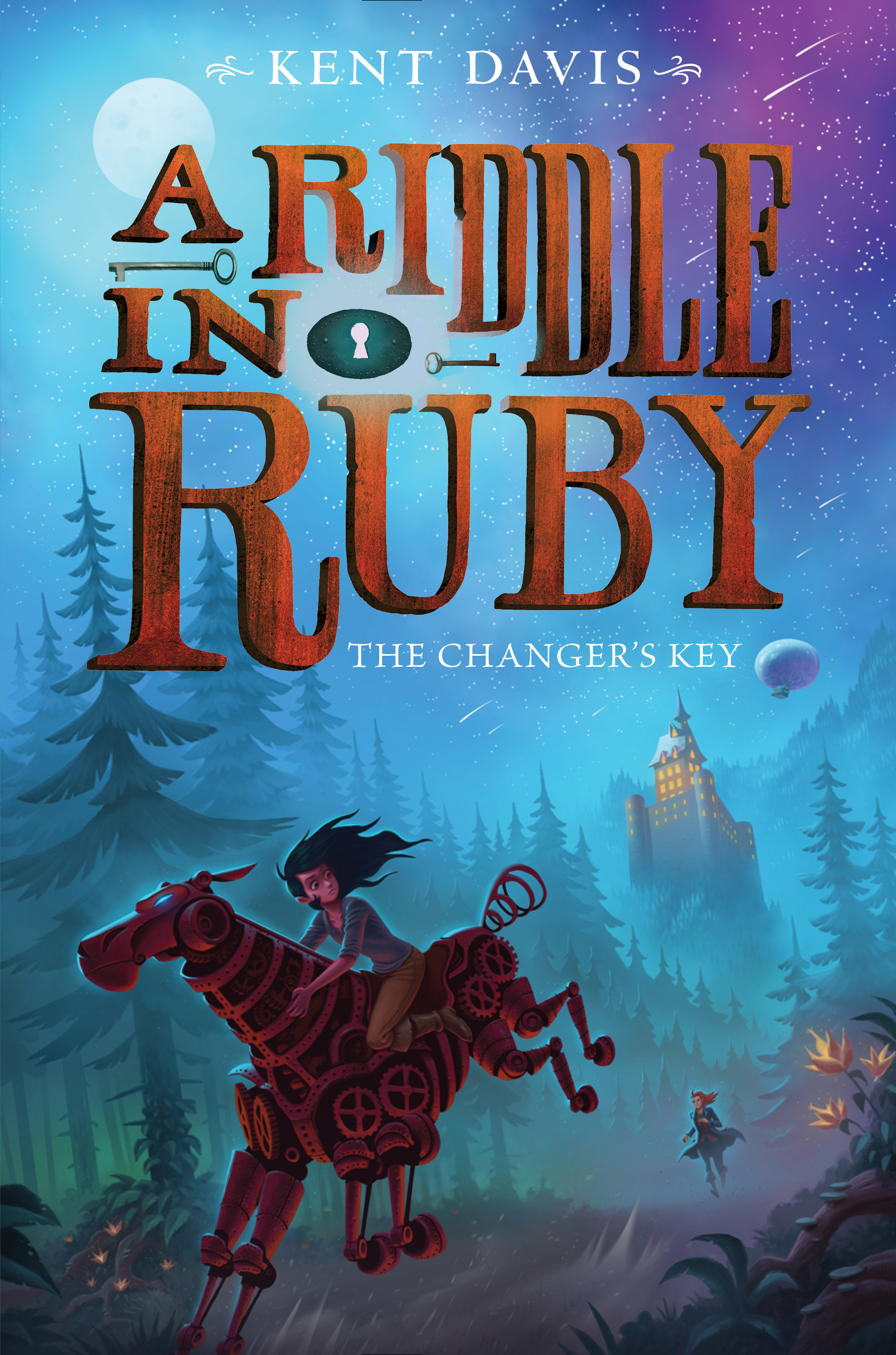 A Riddle in Ruby cover image