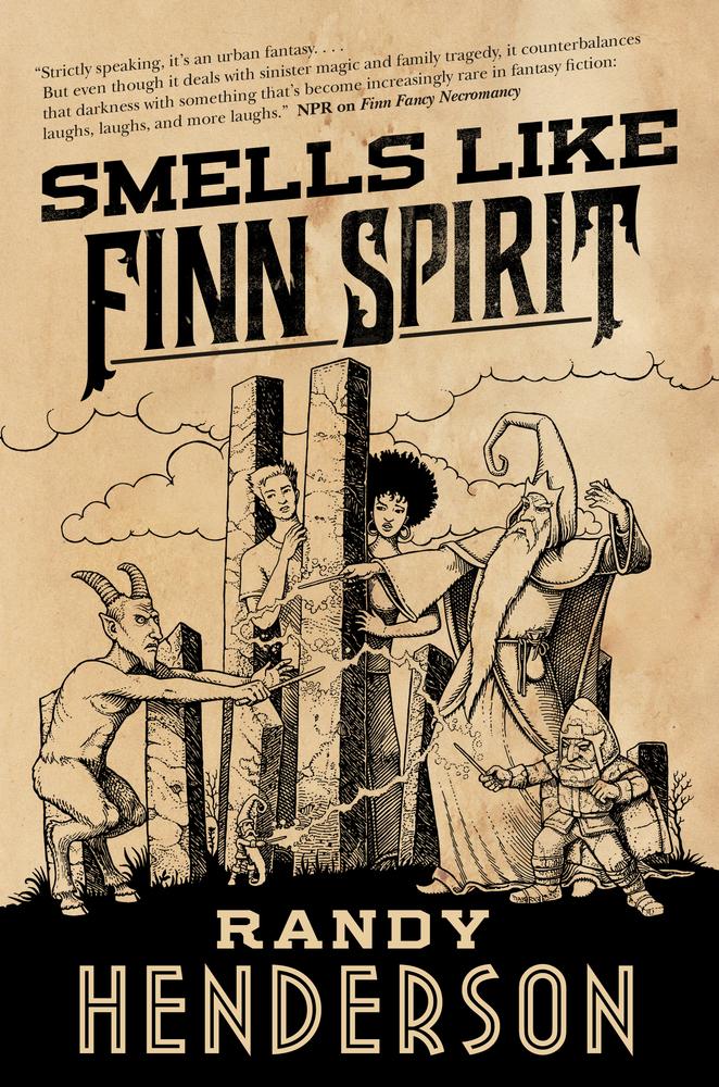 Smells Like Finn Spirit cover image