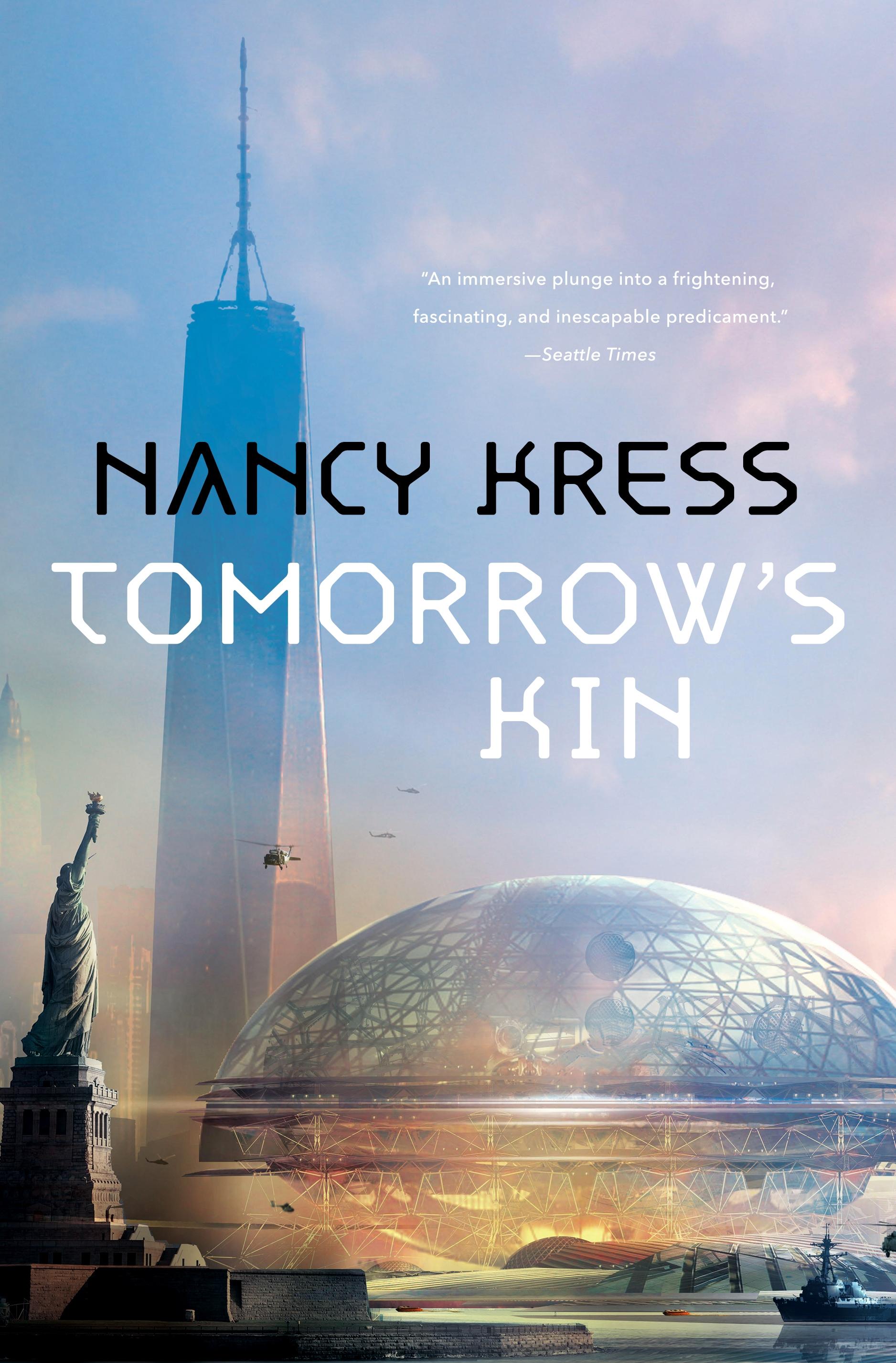 Tomorrow's Kin cover image
