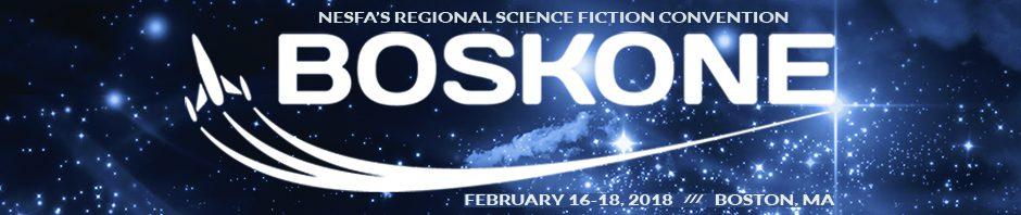 Boskone logo