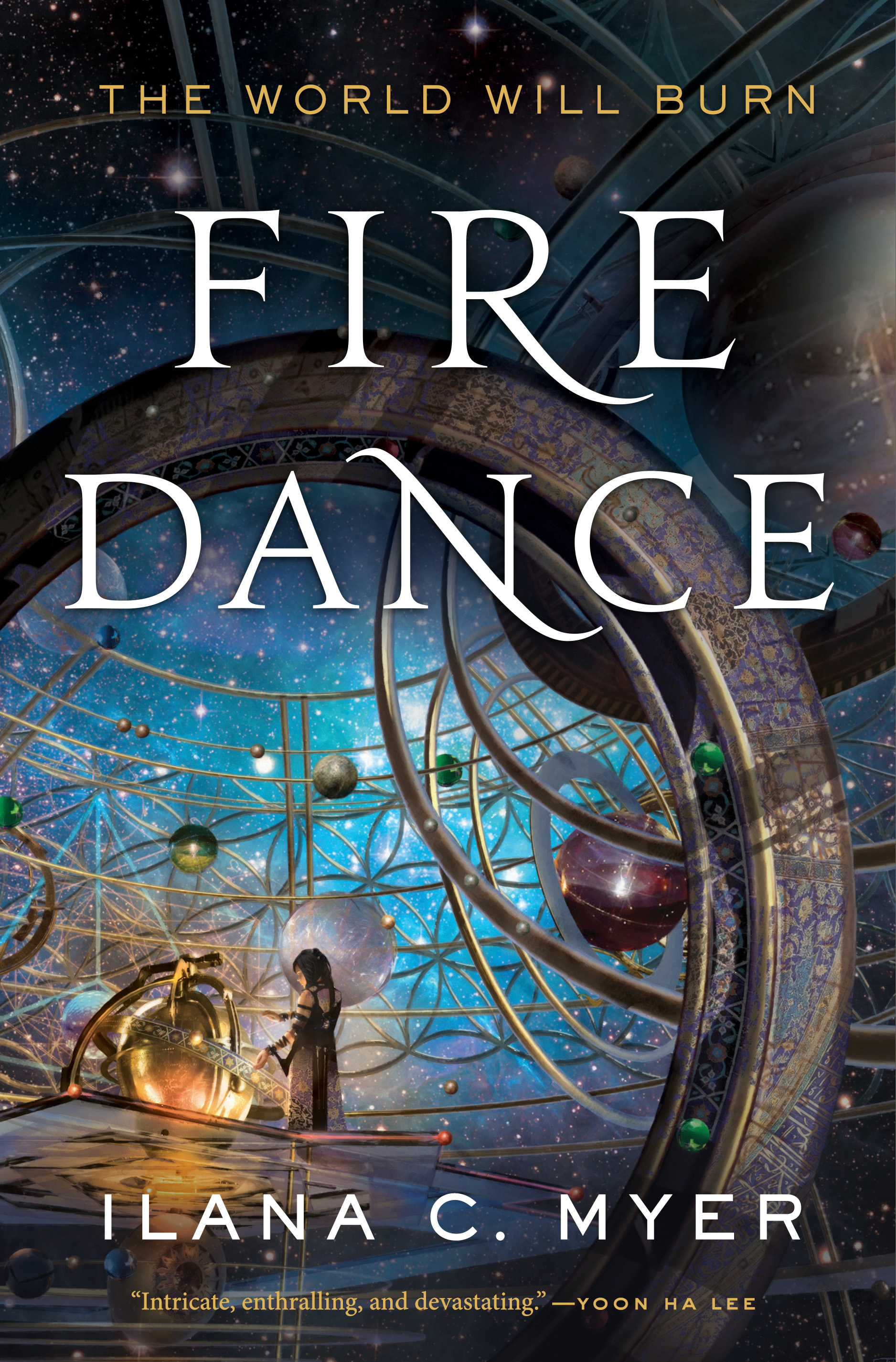 FIRE DANCE cover image