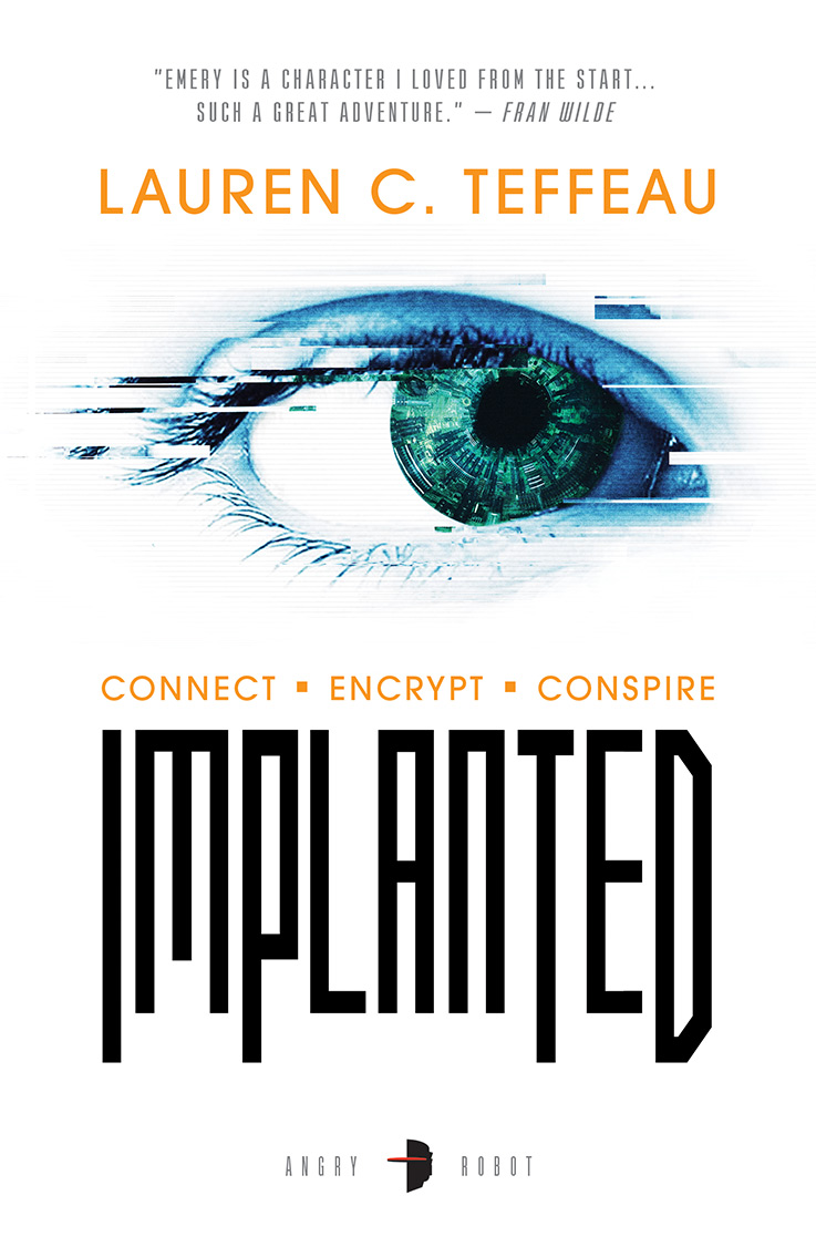 Implanted cover image