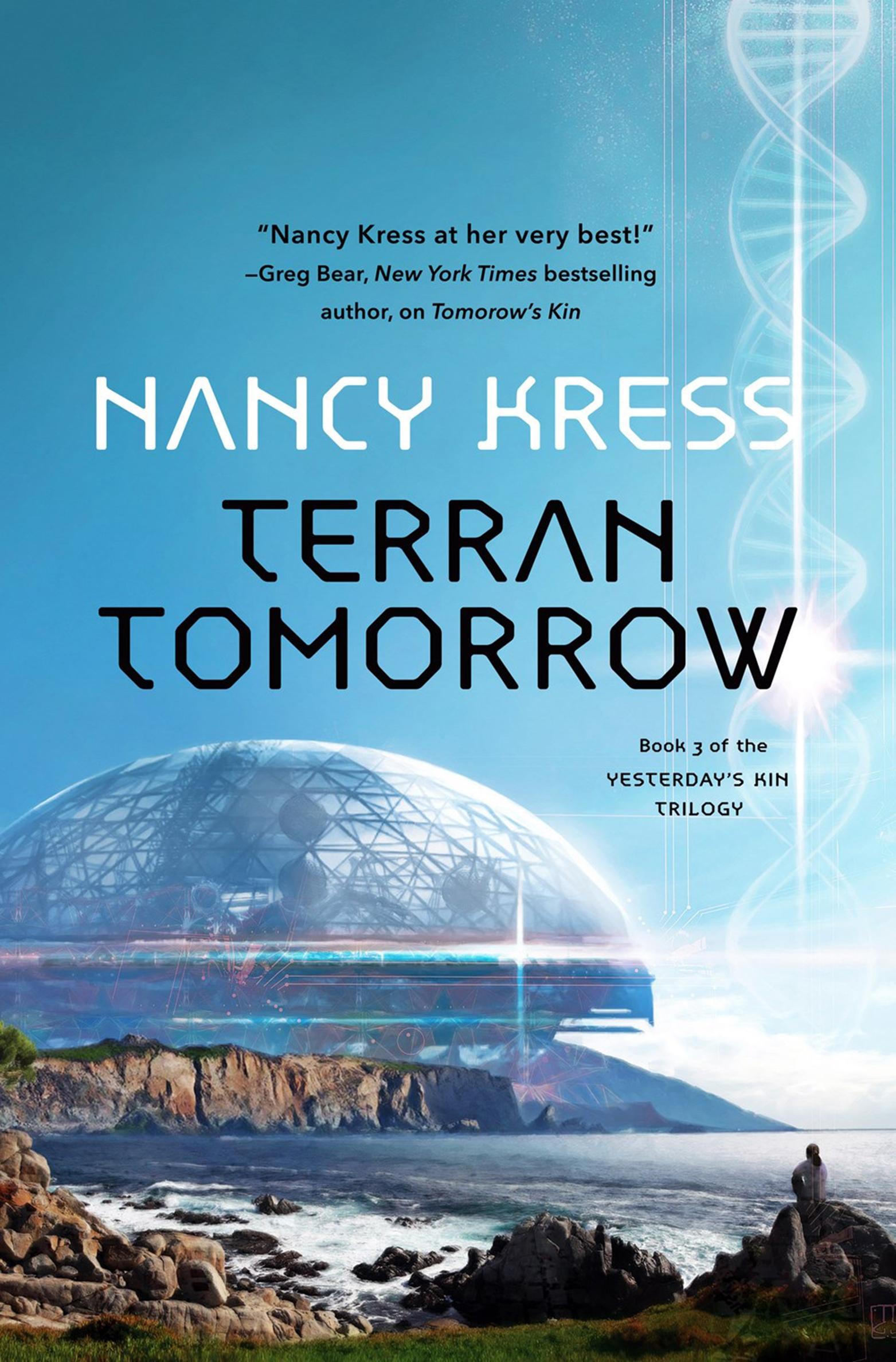 Cover of Terran Tomorrow