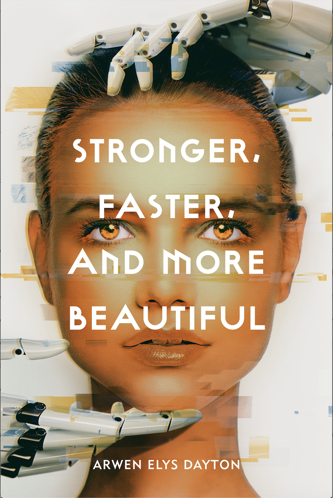Stronger, Faster, and More Beautiful Cover Image