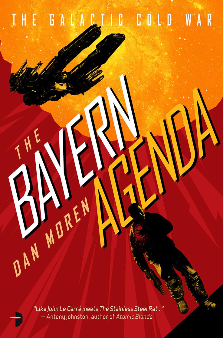 The Bayern Agenda cover image