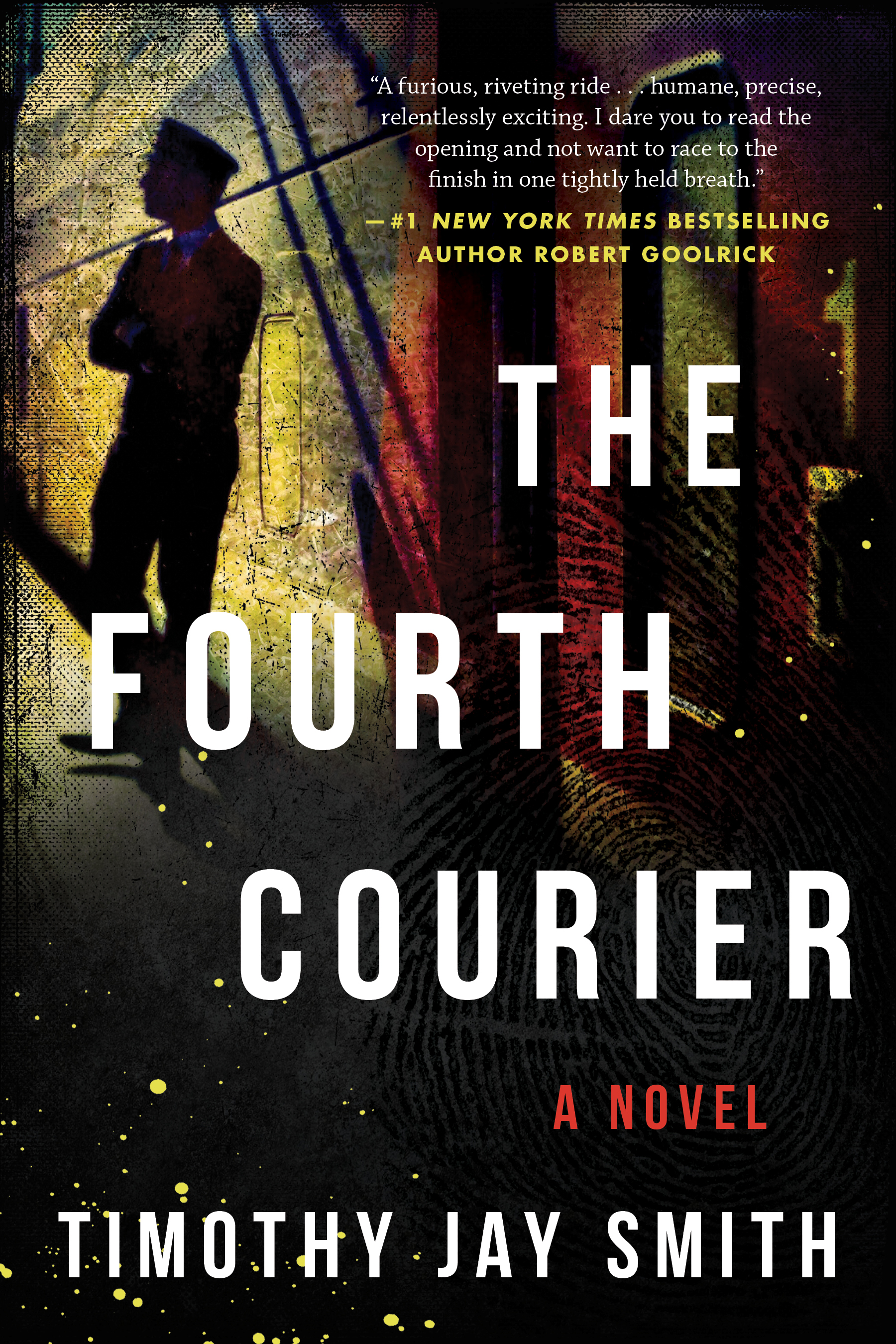 The Fourth Courier cover image