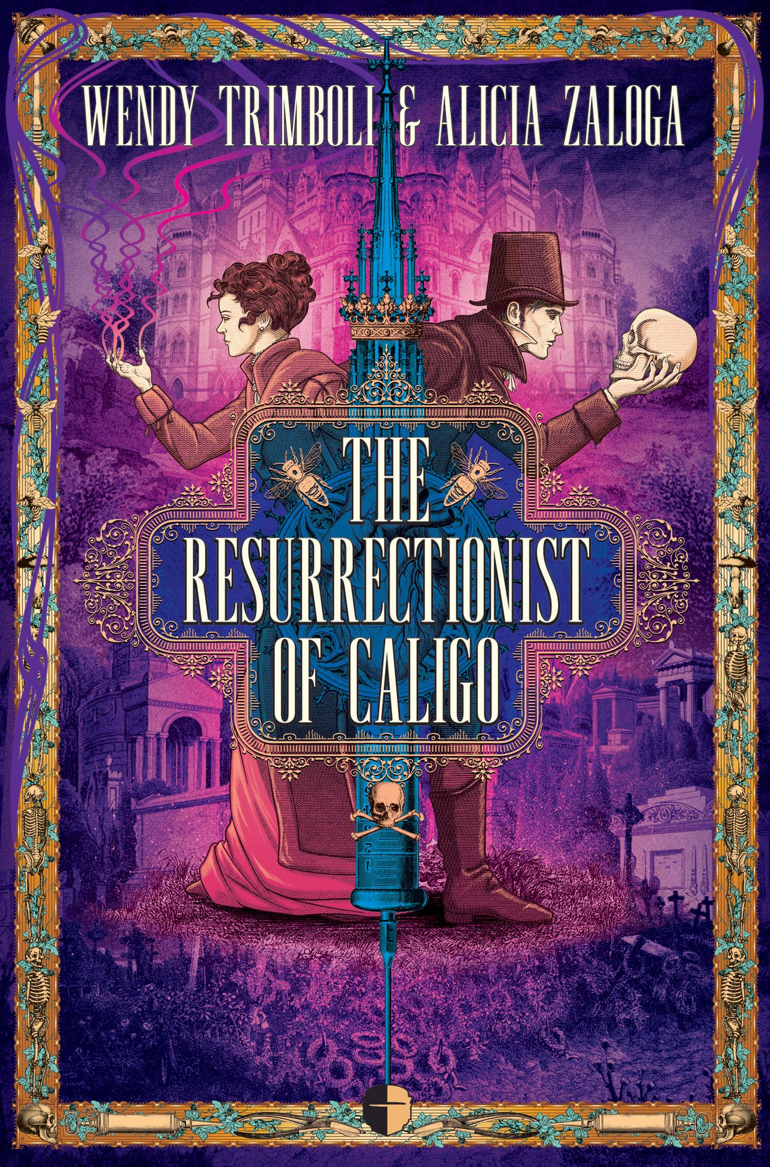 The Resurrectionist of Caligo cover image