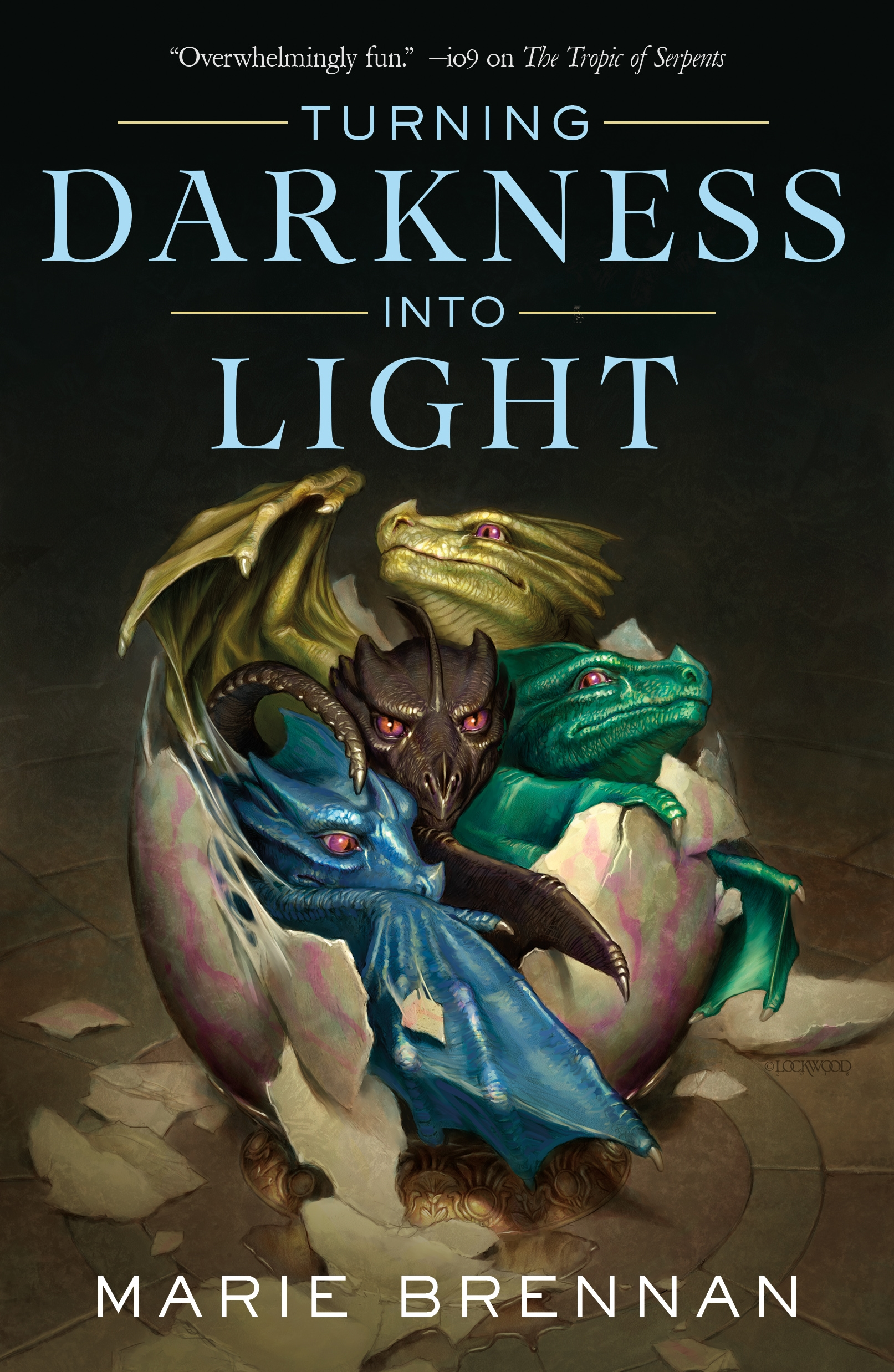 Turning Darkness into light cover image