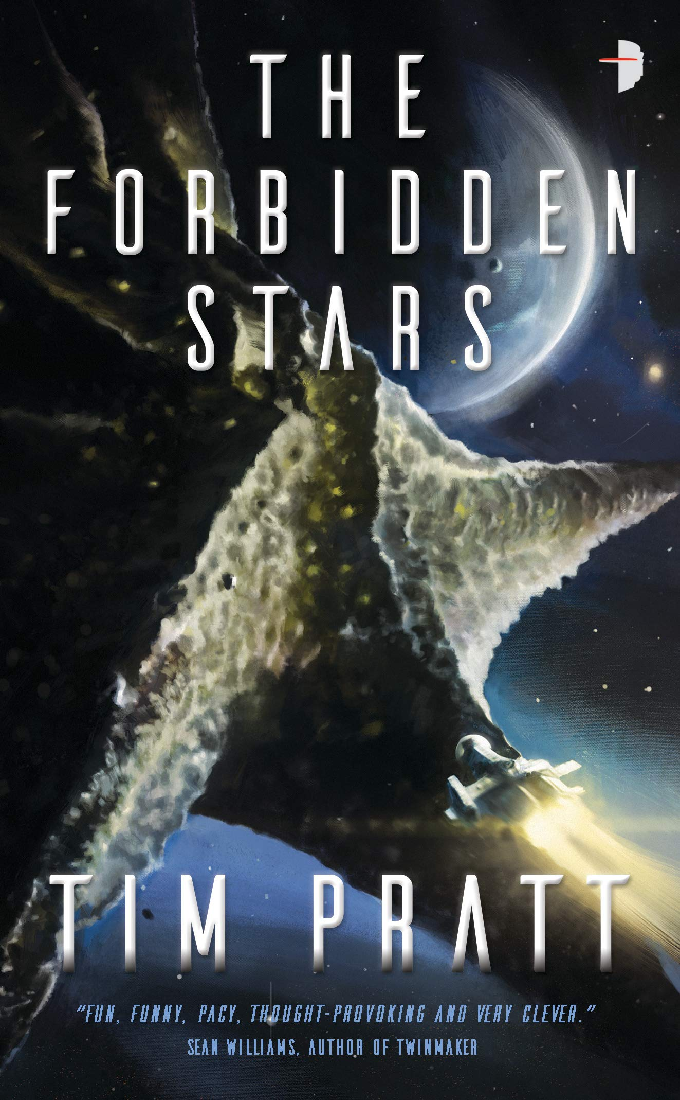 The Forbidden Stars cover image