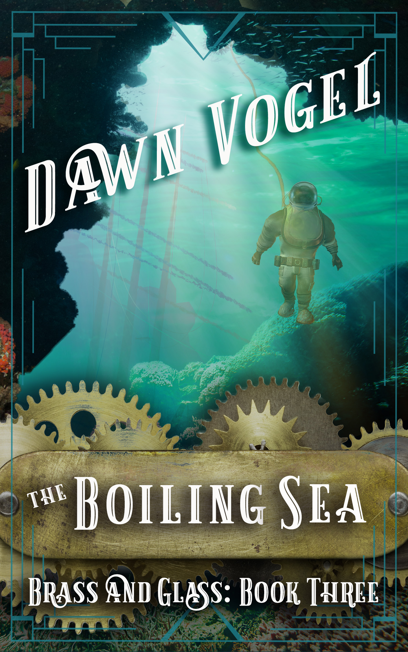 The Boiling Sea cover image