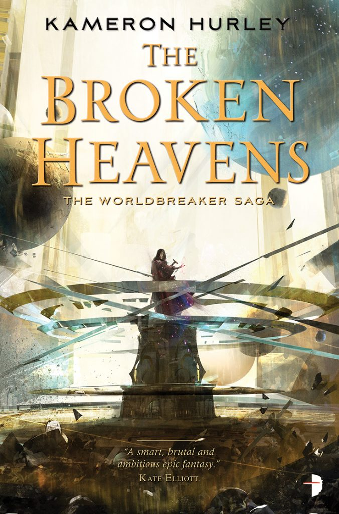 The Broken Heavens cover image