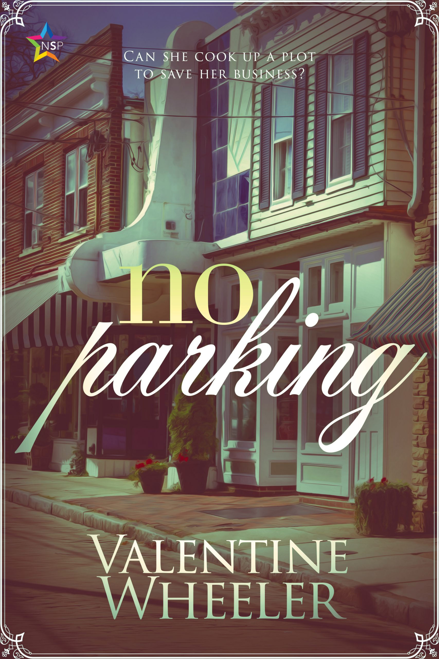 No Parking cover image