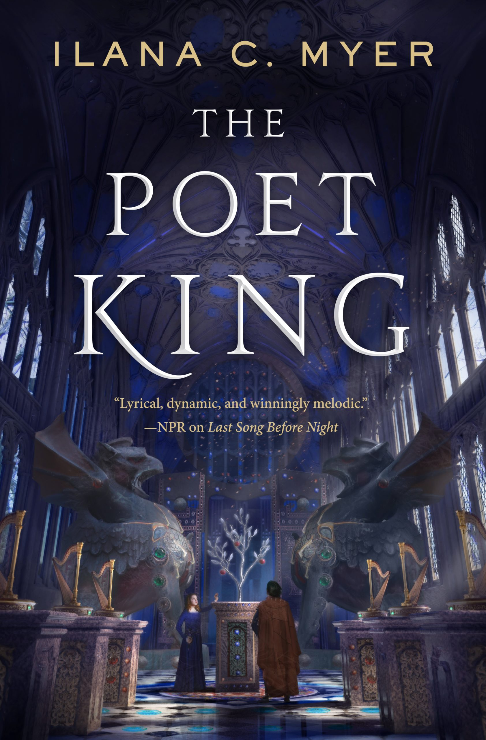 The Poet King cover image