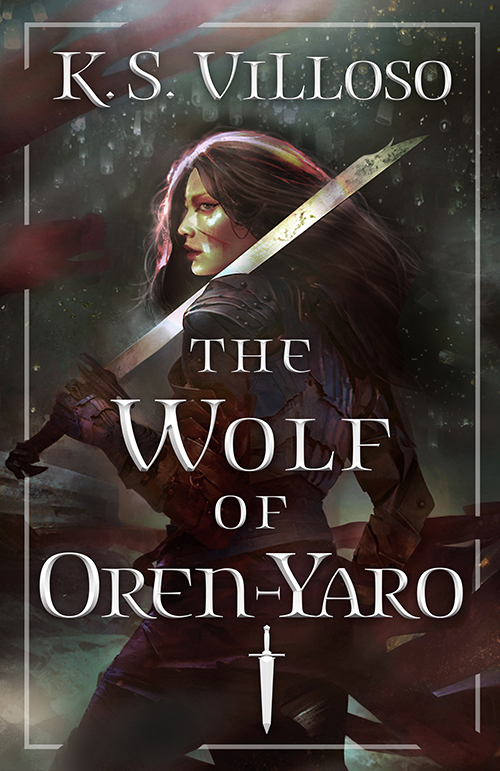 Wolf of Oren-Yaro Cover image