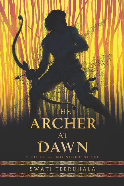 Archer at Dawn cover image