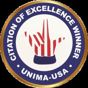Citation of Excellent Winnter - UNIMA-USA