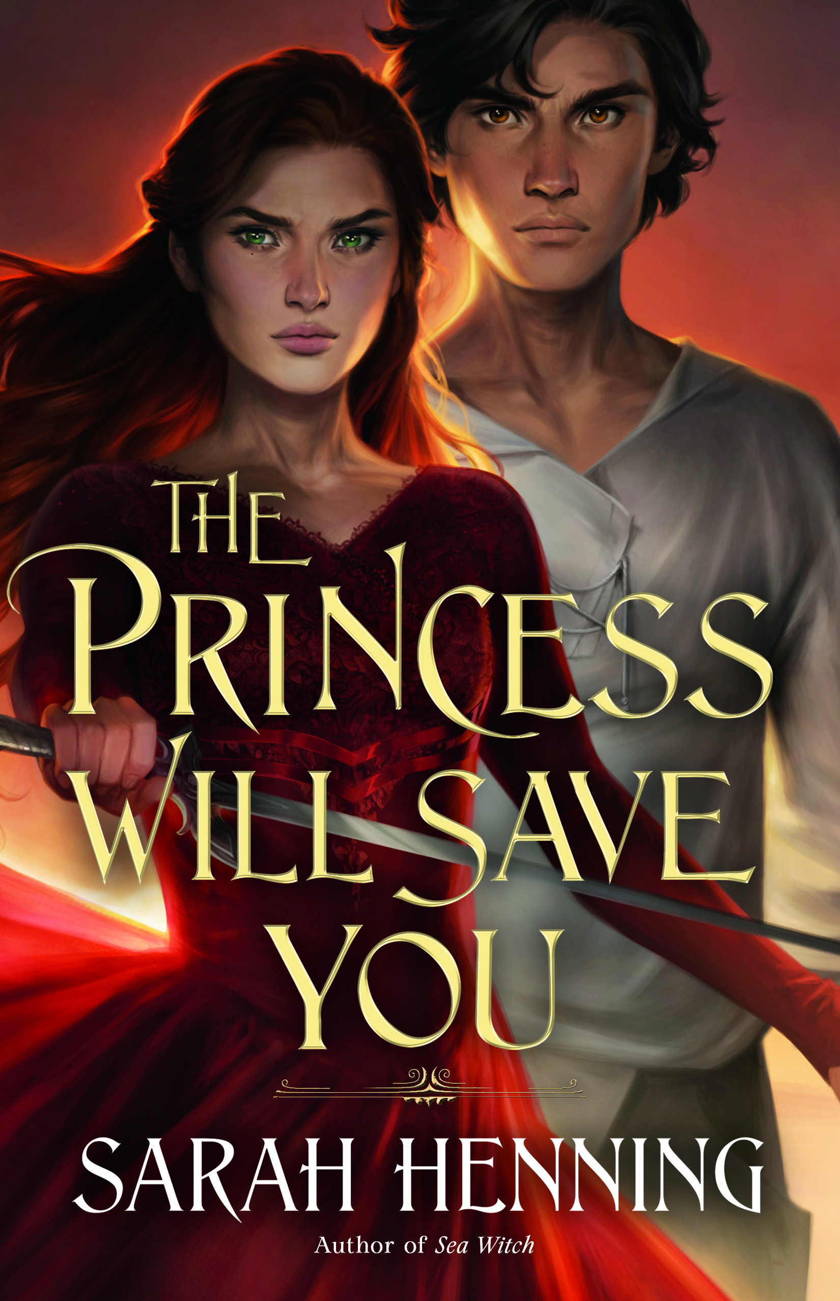The Princess Will Save You cover image
