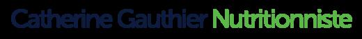 Catherine Gauthier Nutritionniste – Tout pour un mode de vie à son meilleur