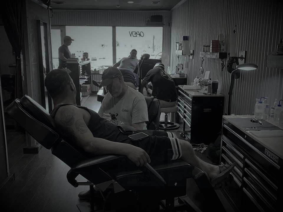 Crossroads Tattoo Studio in Denison, TX