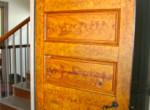 Faux Painted Door