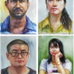 visual_arts_centre_watercolour_painting_art_course_in_singapore_painting_brush_strokes_step_by_step_guide_demonstration_by_teacher