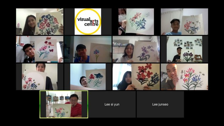 starlearner_chinese_ink_painting_group_session