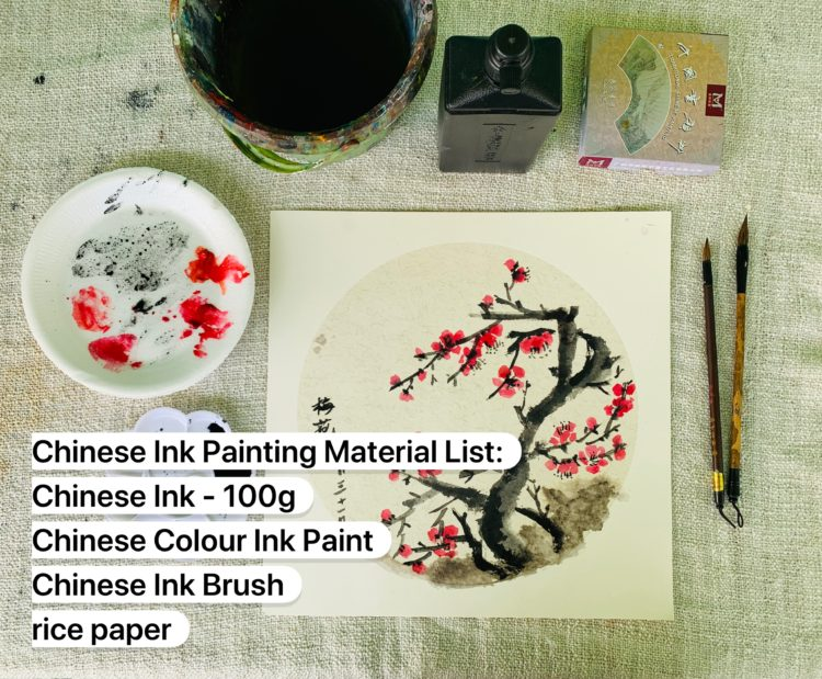 Learn_Chinese_Ink_Painting_Online_Visual_Arts_Centre_Singapore_Best_Art_Course_Online_Zoom_Live_Art_Sessionsaffordable_chinese_ink_painting_class_affordable_chinese_ink_painting_course_fan_painting_watercolour, chinese_ink, chinese_ink_brush_strokes, _ink _painting_online_session, step_by_step, art_course_class_schedule