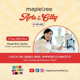 visual_arts_centre_mapletree_arts_in_the_city_urban_sketching