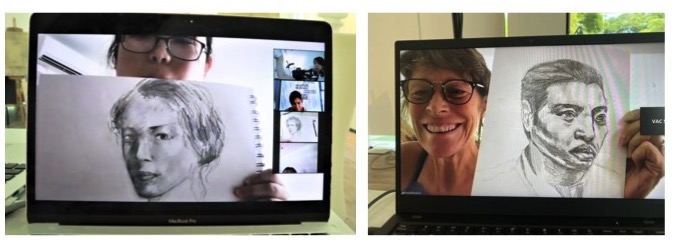 Professional_Portrait_Drawing_Sketching_Zoom_Online