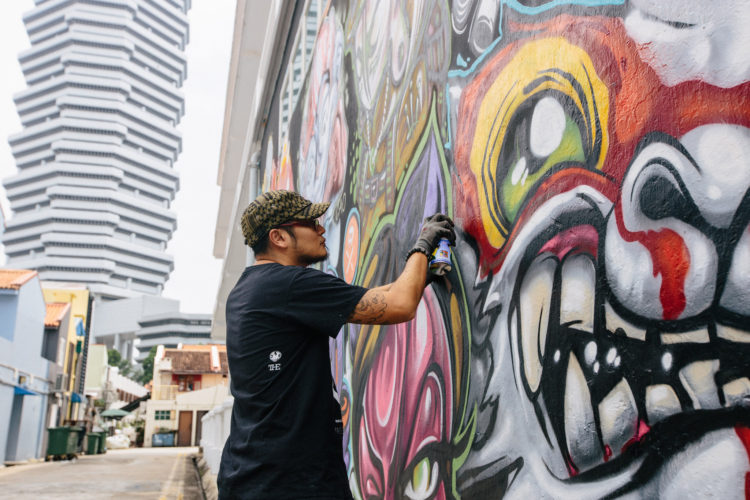 ANTZ_Graffiti_street_artist_in_Singapore_launches_Graffiti_Art_Workshop_at_Visual_Arts_Centre