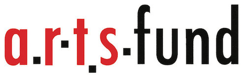 supported by arts fund logo visual arts centre