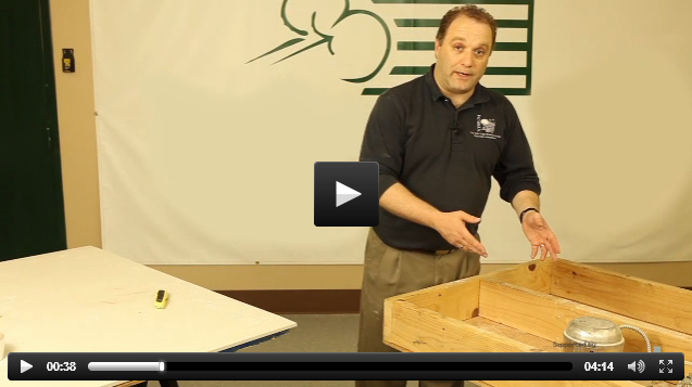 Air Sealing Methods Video Screenshot