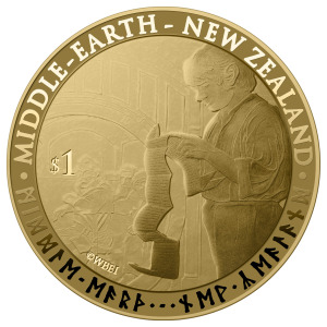 2012 Hobbit $1