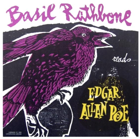 Basil Rathbone Reads Edgar Allan Poe's The Raven