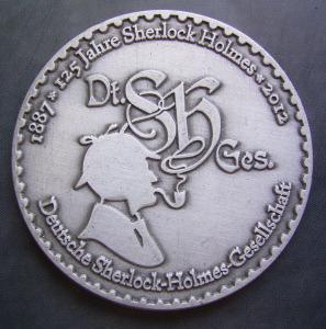 DtSHGes 2012 Medal Obvese