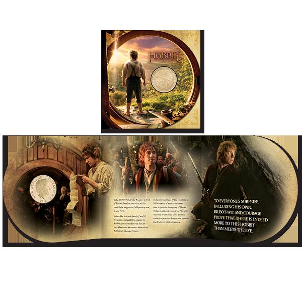 Hobbit Packaging