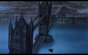 Great Mouse Detective Tower Bridge