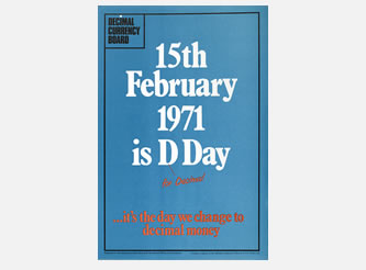 A Look at Decimalization Day 45 Years Ago