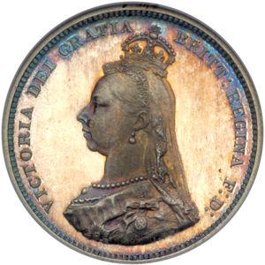 Jubilee Head Shilling