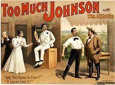 Too much Johnson - WG
