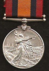 Victoria Medit Medal Rev