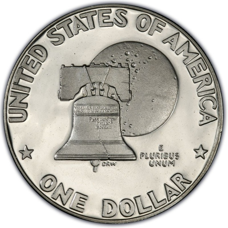The 1976 Bicentennial Dollar and Sherlock Crater
