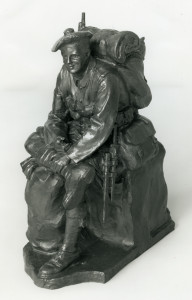 Blighty - Pennsylvania Academy of Fine Arts, 1949.13