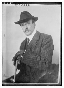 R. Tait McKenzie, circa 1910-1915 Library of Congress