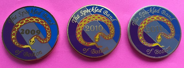 Speckled Band Obverses a
