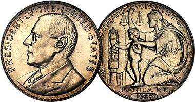 Wilson Manila Mint 1920