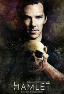 Benedict Cumberbatch as Hamlet - 2015