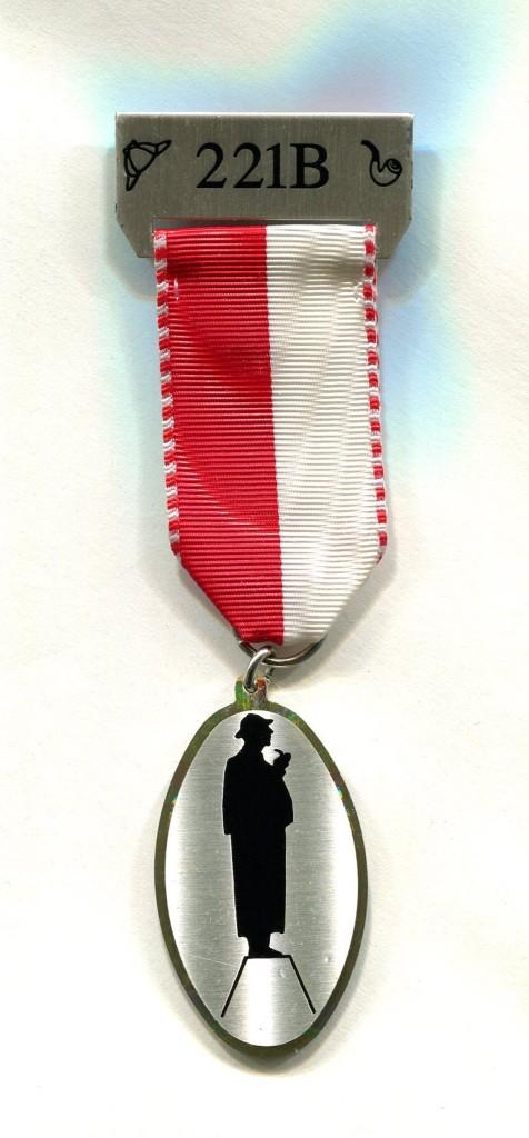 2005 SHSL Swiss Pilgrimage Medal ~ Photo by Roger Johnson