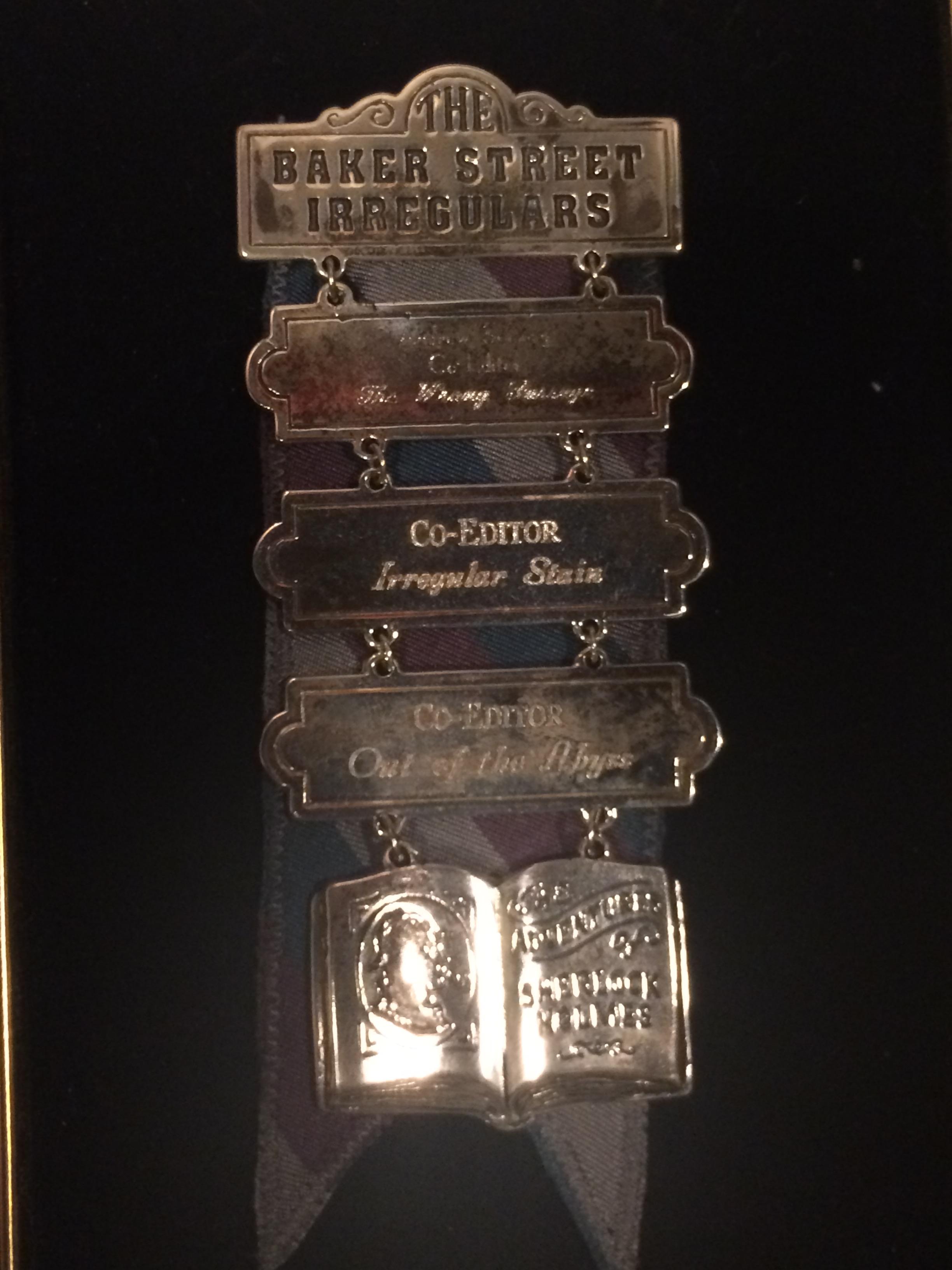 BSI Eddy Award Badges